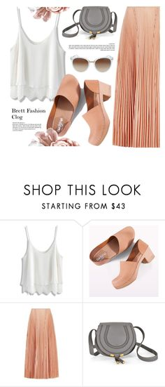 """""""SANDGRENSCLOGS.com"""" by monmondefou ❤ liked on Polyvore featuring Chicwish, Cédric Charlier and Sandgrensclogs"""