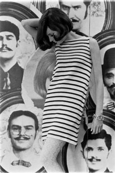 timeless! Stripes in fashion.