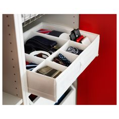 IKEA offers everything from living room furniture to mattresses and bedroom furniture so that you can design your life at home. Check out our furniture and home furnishings! Sock Organization, Home Organization Hacks, Organizing Your Home, Ikea Storage, Storage Hacks, Jewelry Armoire Ikea, Ikea Skubb, Shopping Ikea, Dorm Gifts