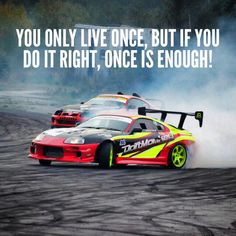 Live the life you dream for, not the one given to you! Do It Right, Great Quotes, Dreaming Of You, Car, Life, Inspire, Inspirational, People, Automobile