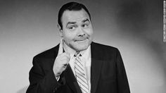 "Comedian Jonathan Winters died on Thursday, April 11, at his Montecito, California, home, a business associate told CNN. He was 87. Winters appears here on ""The Jonathan Winters Show"" in 1956. Click to see more pictures of the man known for his comic irreverence:"