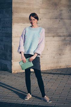Outfit: Minju Kim Sweater - tea & twigs