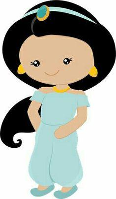Princesa Jazmin png