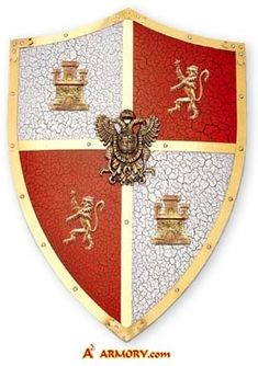 """""""But you, O Yahweh, are a Magen that surrounds me.  You are my glory.  You hold my head high."""". Psalm 3:3. Magen is a Name of God meaning """"Shield"""". The Name is pronounced """"ma-GAIN"""".  For information on this shield see a2armory.com; El Cid [The Lord] painted medieval shield.  Source of verse and name of God is """"The Names of God Bible"""", Ann Spangler, General Editor and best selling author of """"Praying the Names of God.""""."""