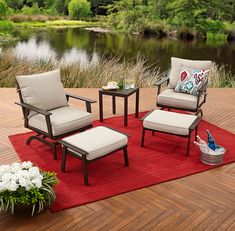 Glenmere 5-Piece Outdoor Leisure Set