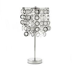 Lampe de table bouclair maison for Miroir ung drill