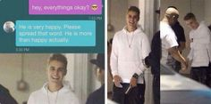 #JUSTINISHAPPY this means a lot to me seeing him happy means the world to me love u bizzle