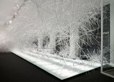Snowflake || Tokujin || Kartel installation