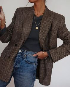 Trendy Outfits, Fall Outfits, Cute Outfits, Fashion Outfits, Womens Fashion, Fashion Clothes, Fashion Tips, Workwear Fashion, Fashion Hacks