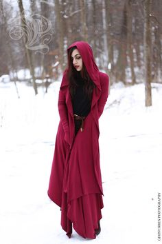 a11d4e65fef STARGAZER Hooded Maxi Cardigan Cloak Jacket by phantomlovely