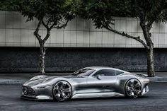 Mercedes AMG Vision GT. New Batman's car