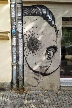 Street Art 2016- Street art in Berlin, Germany by Bobby Aviles