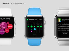  Watch Concepts by Ante Matijaca for Unity