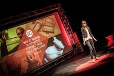 Fleur Augustinus @ TEDxNitra 2013 2013, 3d Printing, Broadway Shows, Prints, Flowers, Impression 3d