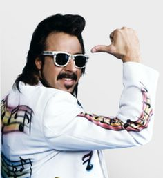 Have #WWE Manager Jimmy Hart Send You or a Loved One a Personalized Message on TOUT
