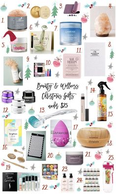 25 beauty and wellness gifts under 25