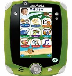 LeapFrog LeapPad2 Learning Tablet (Green) No description (Barcode EAN = 7332779838793). http://www.comparestoreprices.co.uk/educational-toys/leapfrog-leappad2-learning-tablet-green-.asp