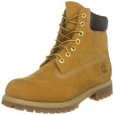 """Awesome New Timberland Men\'s 6\"""" Premium Wheat Waterproof Boot 10061 12.5 UK Best Deals"""