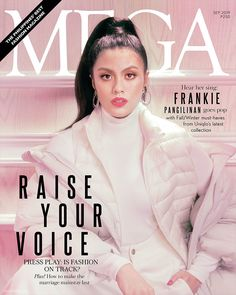 Frankie Pangilinan Sets Herself Apart With Her Honest Comprehension Of Life Through Music The Fray, Winter Must Haves, Great Schools, Student Council, The More You Know, Print Magazine, Your Voice, Makeup Forever, Hopeless Romantic