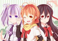 Mikagura Girls