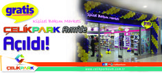Gratis ÇelikPark AVM'de Açıldı! Desktop Screenshot, Park, Parks