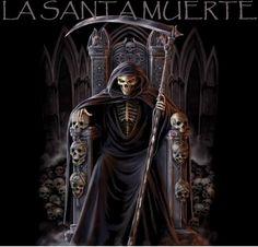 santa la muerte   La Santa Muerte Graphics Code   La Santa Muerte Comments & Pictures