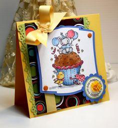 Handmade Card  Greeting Card  Happy Birthday   by CardInspired, $3.95