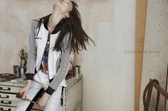 yumi by an le for sachin and babi spring / summer 2015 | visual optimism; fashion editorials, shows, campaigns & more!