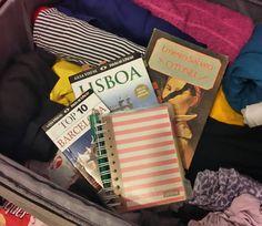 Na minha mala tem até tarefa de casa  by balb_ss