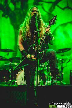 Epic Firetruck's Zakk Wylde's Black Label Society ~ Francesco Castaldo Photography ~ Pride And Glory, Black Label Society, Zakk Wylde, Best Guitarist, Ozzy Osbourne, Heavy Metal Bands, Concert Photography, Alternative Music, Rock Legends