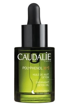 CAUDALÍE+'Polyphenol+C15'+Overnight+Detox+Oil+available+at+#Nordstrom