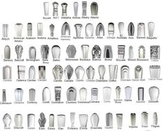 Oneida Discontinued Stainless Flatware Patterns We Carry