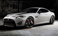 2014 Jaguar XKR-S GT.