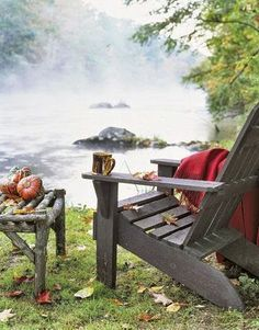 Michelle - Blog #Serenity Fonte : http://www.countryliving.com/homes/how-to-get-the-look/authors-house-1005