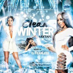 DJ FearLess Clean Winter [#Dancehall #Mixtape] - http://www.yardhype.com/dj-fearless-clean-winter-dancehall-mixtape/