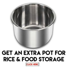 Here are the best Instant Pot Accessories. These instant pot pressure cooker accessories are a must have! 13 very useful accessories for the Instant pot to help you make the best instant pot recipes. Electric Pressure Cooker, Instant Pot Pressure Cooker, Pressure Cooker Recipes, Pressure Cooking, Slow Cooker, Rice Cooker, Healthy Chicken Tacos, Pots, Yogurt Maker