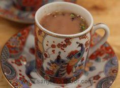 Noon Chai (Kashmiri Tea)
