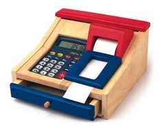 SANTOYS Cash Machine