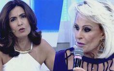 Fátima Bernardes copia quadro do 'Mais Você' e gera revolta na Globo