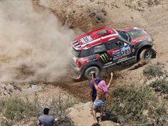 Dakar: Terranova vence num dia trágico-Rally Raid