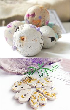 Organic plantable seed bombs from RenaissanceBotanical! - Lucky in Love Wedding Planning Blog - Seattle Weddings at Banquetevent.com