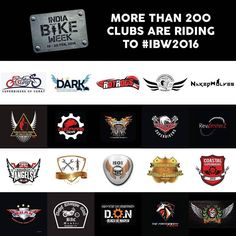 #RevLimiterZ along with Coastal SuperBikers which counts to over 60 bikers riding to @indiabikeweek 2016.  #JoinTheGreatMigration to #IBW16 #IndiaBikeWeek #IBW on February 19th and 20th.