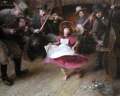 ~ Morgan Weistling: The Dance