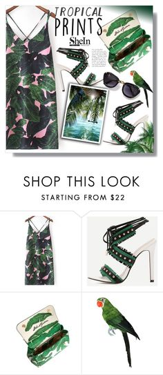 """Shein 9"" by e-mina-87 ❤ liked on Polyvore featuring Dolce&Gabbana"