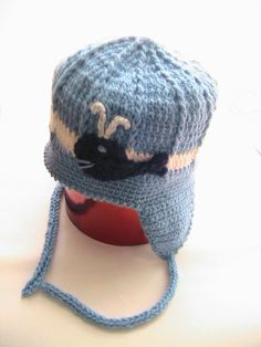 c48185317bf Crochet Baby Boys Hats Baby Boys Hat with Whale by MILAVIKIDS Crochet Baby Boy  Hat