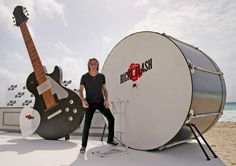 """Rick Springfield Photos - Actor Rick Springfield attends the """"Ricki and the Flash"""" photo call during Summer Of Sony Pictures Entertainment 2015 at The Ritz-Carlton Cancun on June 2015 in Cancun, Mexico. - Summer of Sony Pictures Entertainment 2015 - Day 5 Meryl Streep, Ricki And The Flash, Reo Speedwagon, Sony Pictures Entertainment, Gavin Degraw, Rick Springfield, Los Angeles Convention Center, Aerosmith, Photo L"""