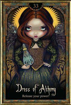 Dress of Alchemy