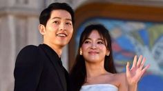 Song Joong-ki, Song Hye Kyo, nagyon meglepett, Song Joong-ki, szerző, Song Hye Kyo, ebben, leszármazottai a Nap