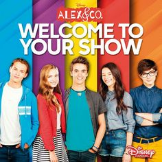 Alex and co season 3 welcome to our show