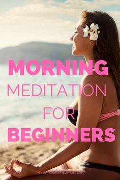 Relax with this morning meditation for beginners. morning meditation routine, morning meditation for beginners tips, how to meditate in the morning, morning meditation for anxiety, morning meditation guided, meditation for beginners stress, how to meditate, #meditation #yoga #mindfulness #stressrelef
